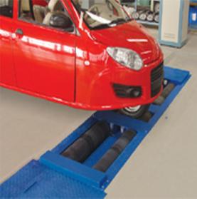 汽车/电动车下线检测线